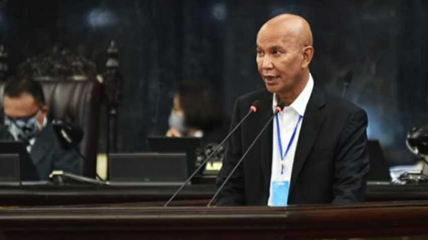 Banggar: Pencapaian Target RAPBN 2022 Tergantung Keberhasilan Pemerintah Kendalikan Covid-19