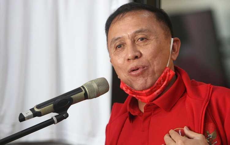 Belum Keluarkan Izin Liga 1, Iwan Bule Sentil Perwakilan Polri di Kongres PSSI