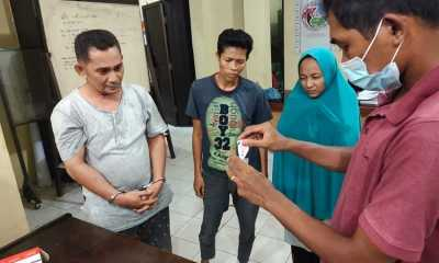 Polres Tanjungbalai Amankan Tiga Kurir Narkoba, Dua Diantaranya Wanita