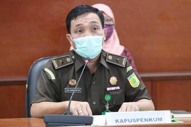 Kejagung Tangkap Tersangka Korupsi Bank Syariah Mandiri