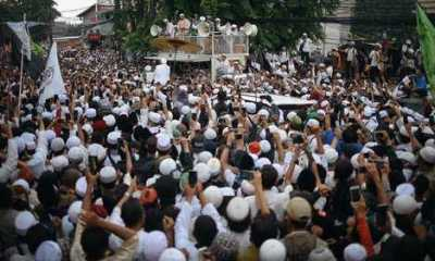 Mahfud Tegaskan Kerumunan Kepulangan MRS di Petamburan Pelanggaran Hukum