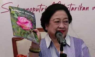 Megawati Minta Generasi Muda Buktikan Buatan Dalam Negeri Terbaik di Dunia