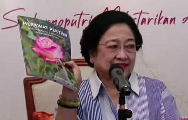 Jika Harus Main Duit, Megawati Sebut Lebih Baik Dirinya Tidak Usah Ketua Partai