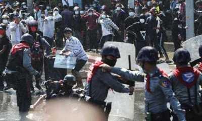 Utusan Myanmar Desak PBB Embargo Senjata Junta Militer