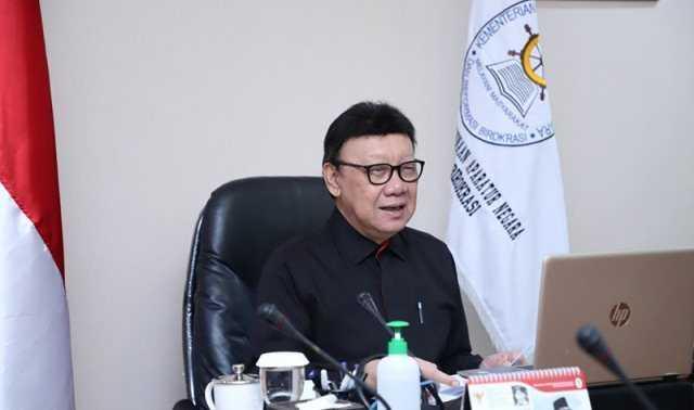 Menteri Tjahjo Sebut Banyak Kehilangan ASN Pintar Karena Paham Radikalisme