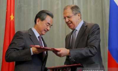 Pertemuan Menlu China-Rusia Singgung Isu Myanmar