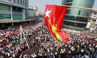 Pemimpin Sipil Myanmar akan Berikan Hak Hukum bagi Warga untuk Bela Diri