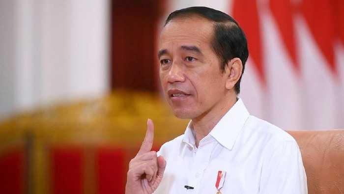Jokowi Pantau Langsung Vaksinasi COVID-19 untuk Para Seniman