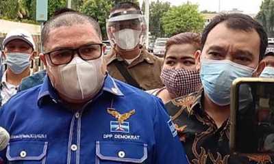 Dituding Kena Virus Lemah Gairah, Razman Arif Sindir Jubir Demokrat Moeldoko Berhalusinasi