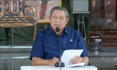 SBY: Moeldoko Tega, dengan Darah Dingin Lakukan Kudeta