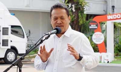 Menteri Wahyu Trenggono Sebut Tren Dunia Saat Ini Menuju Penerapan Ekonomi Biru