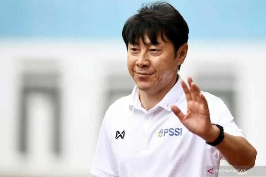 Meski Lawan Lebih Baik, Shin Tae-yong: Timnas Indonesia Tak Akan Kalah Sebelum Bertanding