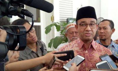 Anies: Jakarta Berkomitmen Jadi Kota Berketahanan Iklim