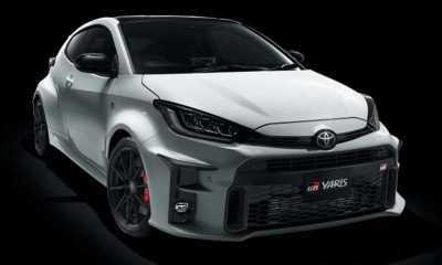 Toyota GR Yaris WRC di Indonesia Cuma Tersedia 126 Unit