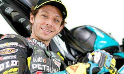 Dinilai Tak Mampu Lagi Bersaing di Kelas MotoGP, Valentino Rossi Didesak Pensiun