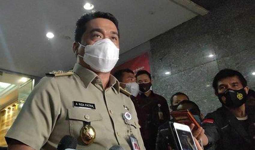 Wagub DKI Minta Warga Jakarta Waspadai Penemuan Virus Covid Asal India