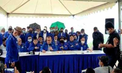 Konferensi Pers Demokrat Kubu Moeldoko Di Hambalang Diprediksi Akan Jadi Poin Awal Perlawanan