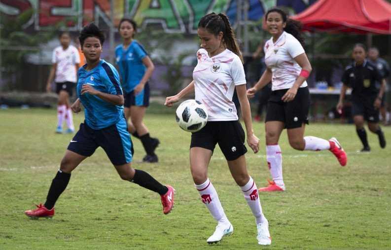 PSSI Minta Sepak Bola Putri Bisa Mencapai 50 Besar Ranking FIFA