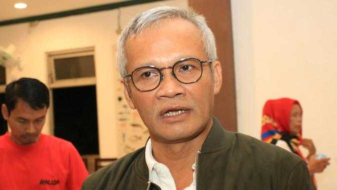 Aria Bima Janjikan Tukang Sapu Jalanan Dapat Vaksin Covid