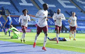 Tampil Gemilang, William Bawa Arsenal Gebuk Tuan Rumah Leicester City