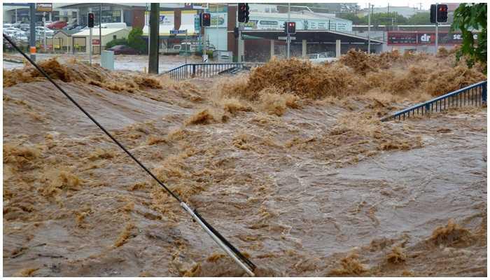 Banjir Di Australia Semakin Buruk, Warga Diminta Mengungsi