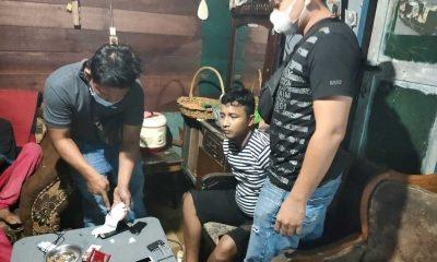 Simpan 4,30 Gram Sabu Didalam Rumah, Ari Fadli Diamankan Satres Narkoba Polres Tanjungbalai