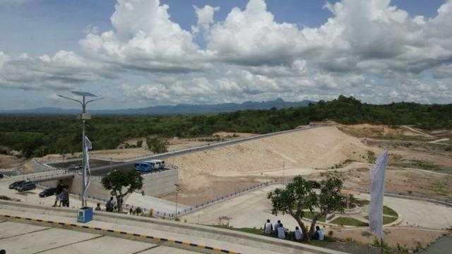Kementerian PUPR Targetkan Konstruksi Bendungan Way Sekampung Rampung Juli 2021