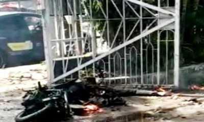Bom Bunuh Diri di Gereja Katedral Makassar, PGI Imbau Umat Tetap Tenang