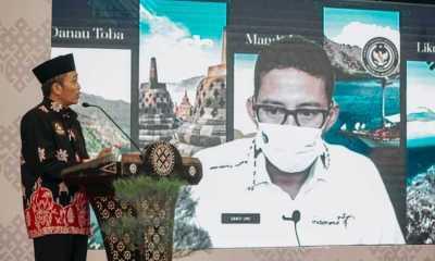 Bupati Lombok Tengah Resmikan E-TourismGo Mandalika NTB