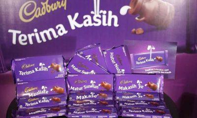 """Setahun Pandemi Covid, Cadbury Luncurkan Colkat Limited Edition """"Terima Kasih"""""""