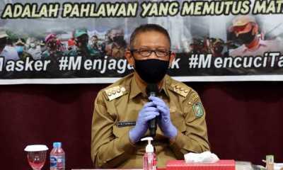 Gubernur Kalbar Sutarmidji Usulkan Wisma Perbatasan Jadi Tempat Isolasi Bagi PMI
