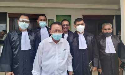 Jonas Salean Bebas, Yanto Ekon Sebut Tidak Ada Alat Bukti Pendukung
