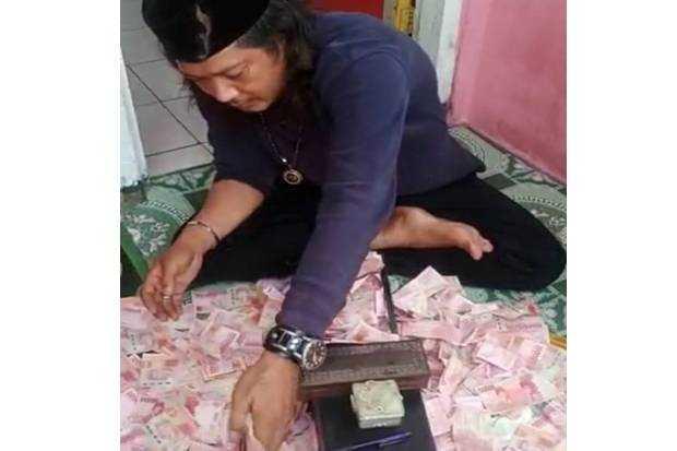 Merasa Ditipu Ustaz Gondrong Sang Pengganda Uang Di Bekasi, 4 Orang Lapor Polisi