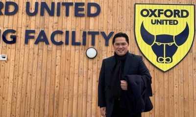 Duet Erick Thohir dan Anindya Bakrie Ingin Akuisisi Oxford United