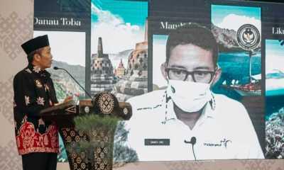 Bupati Lombok Tengah Resmikan E-Tourism Go Mandalika NTB