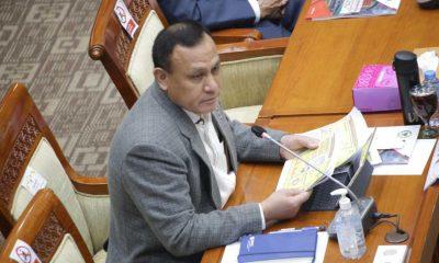 Kepada Dewan, Ketua KPK Sebut 3 Buronannya Ada di Luar Negeri