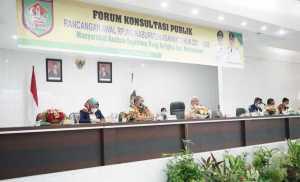 Bupati Asahan Buka Forum Konsultasi Publik RPJMD