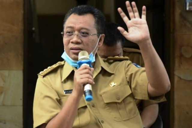 Gubernur NTB Apresiasi Clean Up Rinjani Telkom