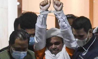Mabes Polri Bakal Ikut Back-Up Pengamanan Sidang Offline Habib Rizieq