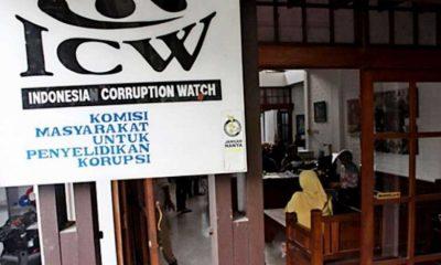 ICW Sebut Kasus yang Ditangani KPK pada 2020 Merosot Tajam ke Titik Terendah