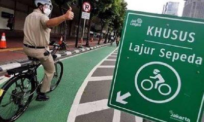 Pemprov DKI Butuh Kerja Sama Masyarakat Ciptakan Ketertiban Jalur Sepeda