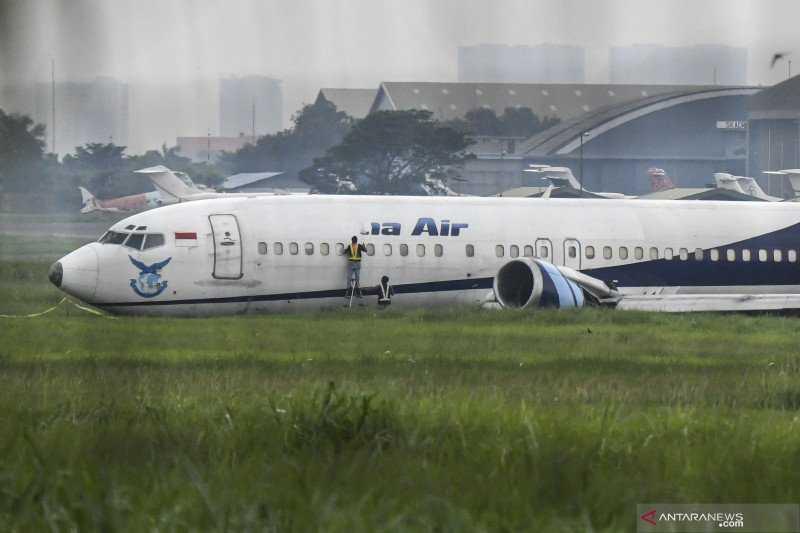 Pengamat Penerbangan Minta KNKT Selidiki Alasan Trigana Air Take Off dari Halim