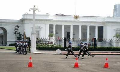 Mabes Polri Diserang, Pengamanan Istana Negara Diperketat