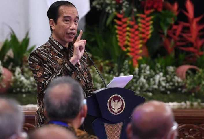 Jokowi: Stop Perdebatan Impor Beras