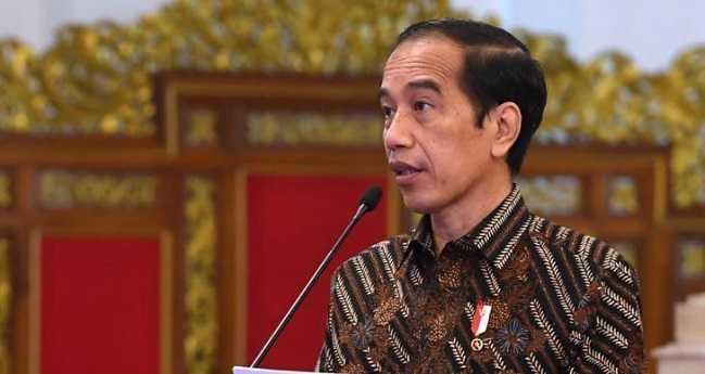 "Viral Video Jokowi Promosikan Bipang Ambawang ""Babi Panggang"" Saat Lebaran"