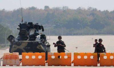 Pemerintah Tandingan Junta Militer Bentuk Pasukan Pertahanan Rakyat