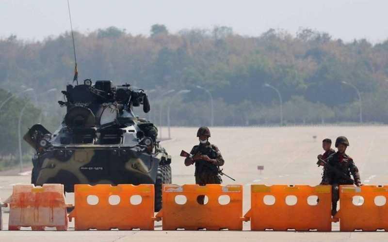 Inggris Desak Junta Militer Myanmar Kembalikan Mandat Kekuasaan ke Pemerintah Sipil