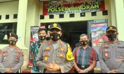 Polisi Bekuk Pembacok Imam Salat Subuh di Temanggung