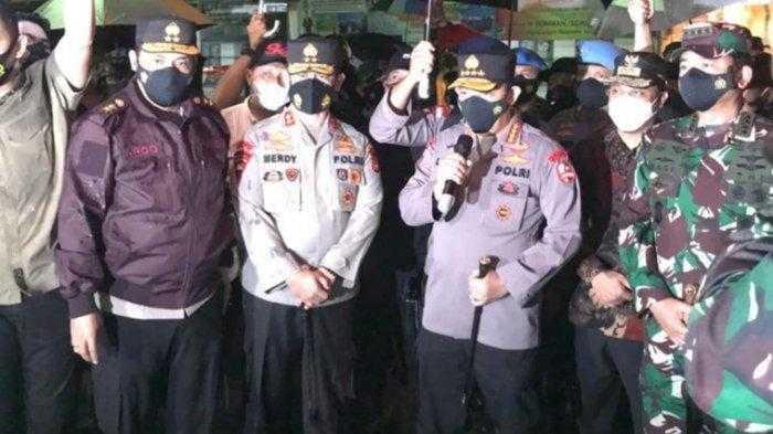 Densus 88 Tangkap 13 Terduga Teroris Soal Bom Bunuh Diri Gereja Katedral Makassar