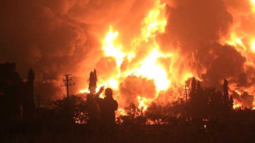 Telusuri Penyebab Kebakaran Kilang Balongan, Tim Inafis dan Puslabfor Bareskrim Polri Dikerahkan